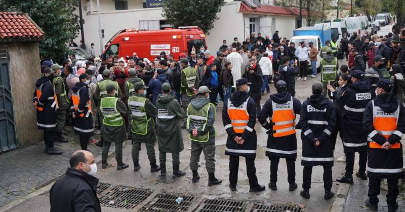 Moroccan flooded factory death toll rises to 28