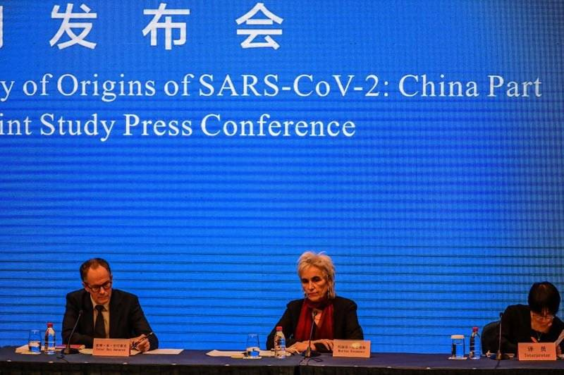 WHO mission to China fails to find animal source of coronavirus