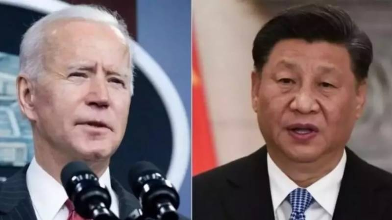 Biden says phone call with Xi lasted two hours
