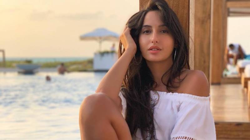 Nora Fatehi's dance rehearsal video goes viral