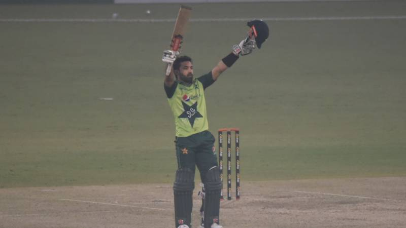 Rizwan's maiden T20 ton leads Pakistan to thrilling win over South Africa