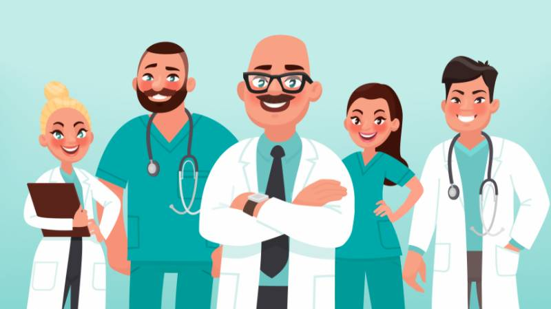 Role of medical superstars for humanity