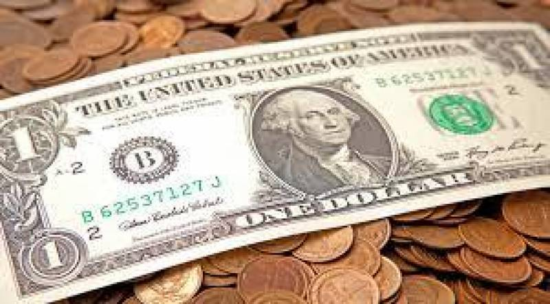 Dollar falls below Rs159 after three months