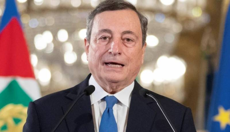 Former European Central Bank boss Draghi set to be Italy's new PM
