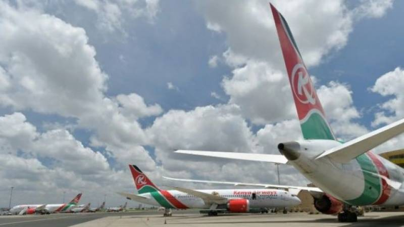 From flowers to vaccines, Kenya Airways sees new opportunity
