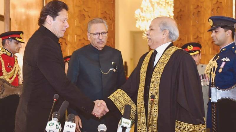 CJP bars Justice Faez Isa from hearing any case involving PM