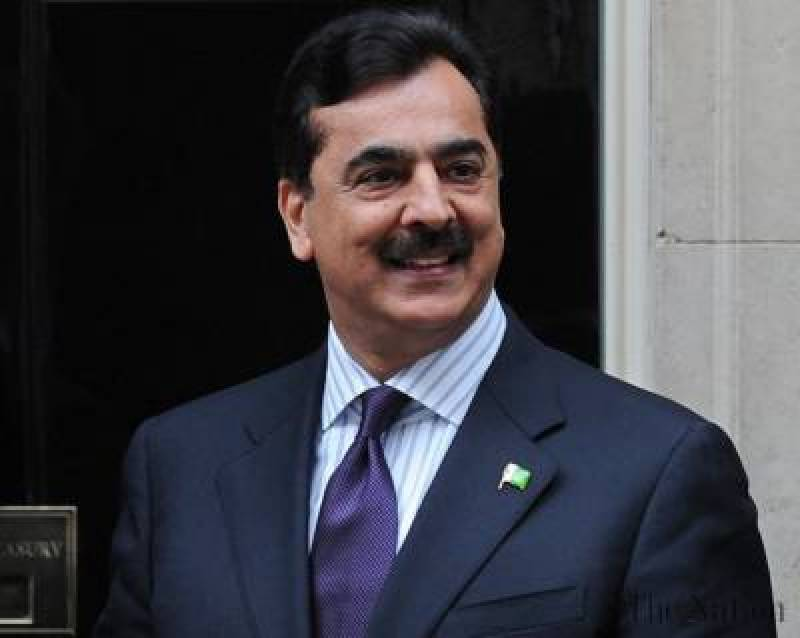 PML-N to support Yousaf Raza Gilani in Senate elections