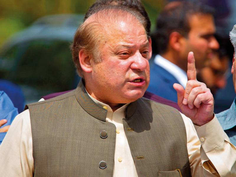 Nawaz offers conditional support to no-trust move against PM