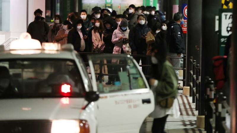 Strong 7.3-quake rattles east Japan, no tsunami risk