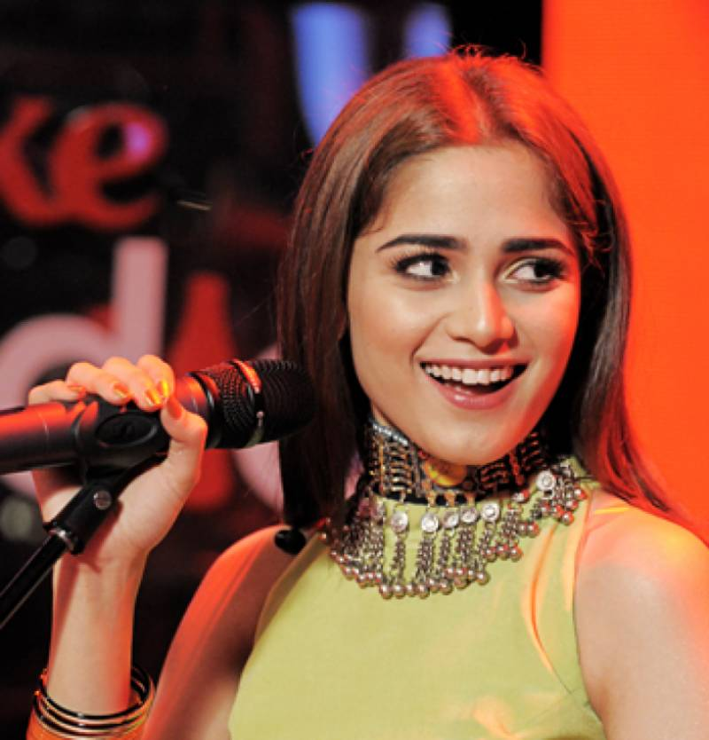 Singer Aima Baig gets show-cause notice form FBR