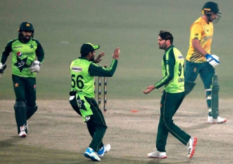 Pakistan end South Africa's unbeaten Asia record with T20 series win