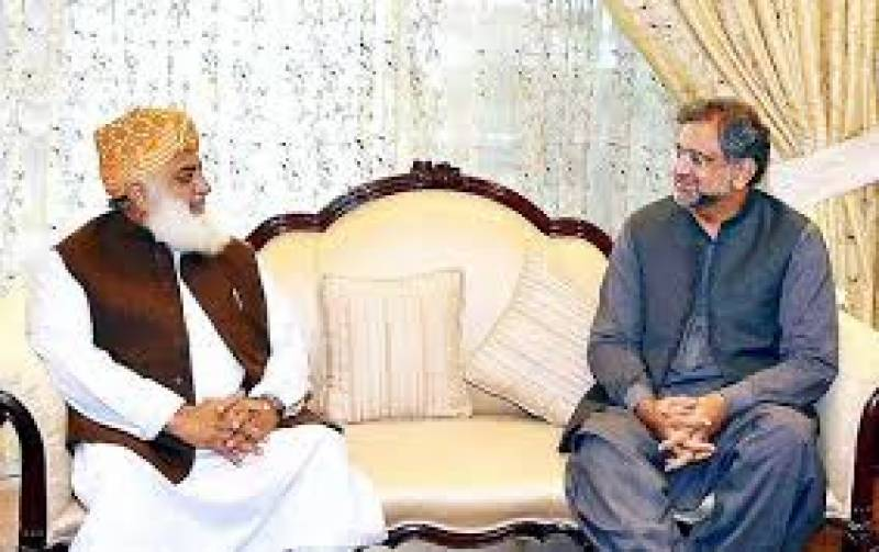 Maulana Fazl asks PDM parties to pace up long march preparations