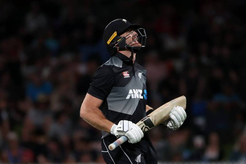 New Zealand keep faith in Guptill for Australia T20 series