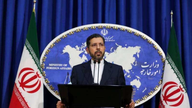 Iran renews pledge against nukes after controversy