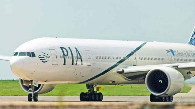 PIA plane grounded after hitting baggage tractor at Islamabad airport