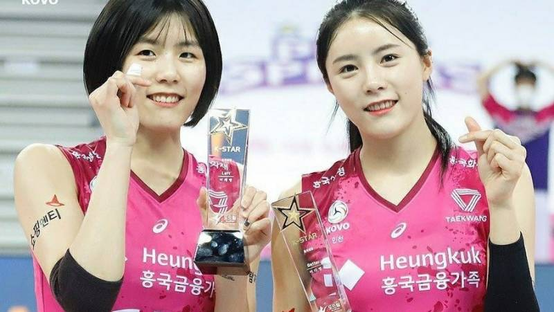 Twin South Korea volleyball stars suspended over bullying