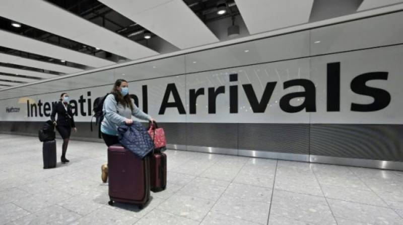 UK rolls out hotel quarantine for 'high risk' country returnees
