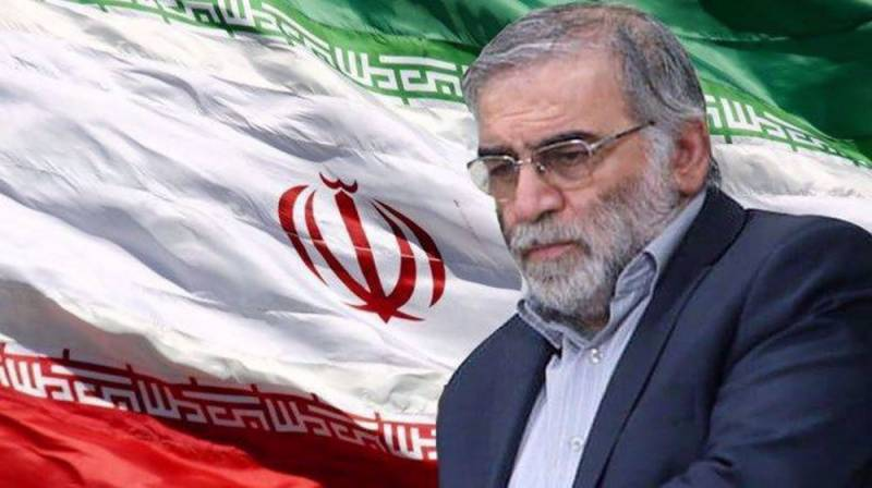 Iran armed forces slams spy chief over scientist's murder