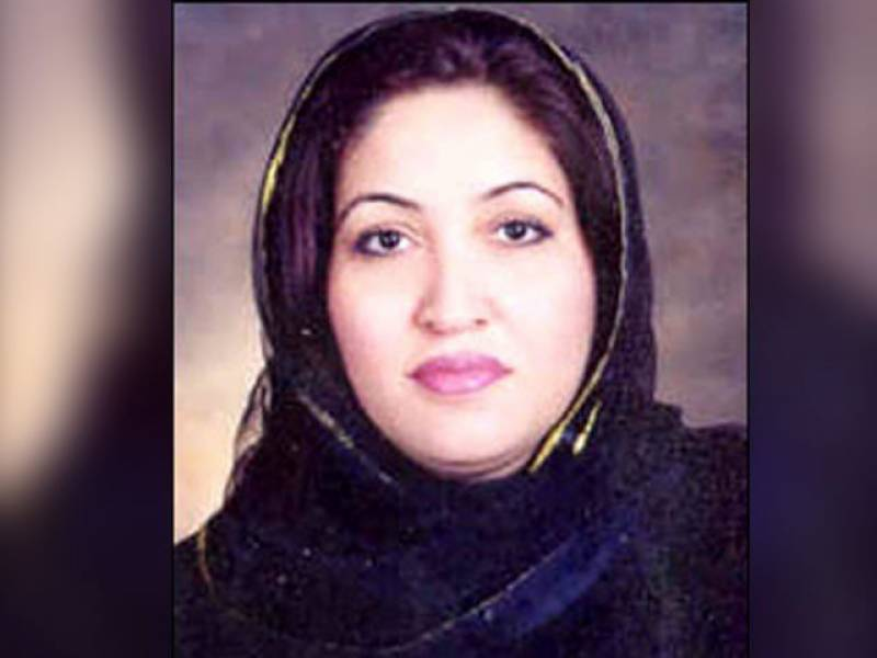 Ex-senator Yasmeen Shah jailed in fake degree case