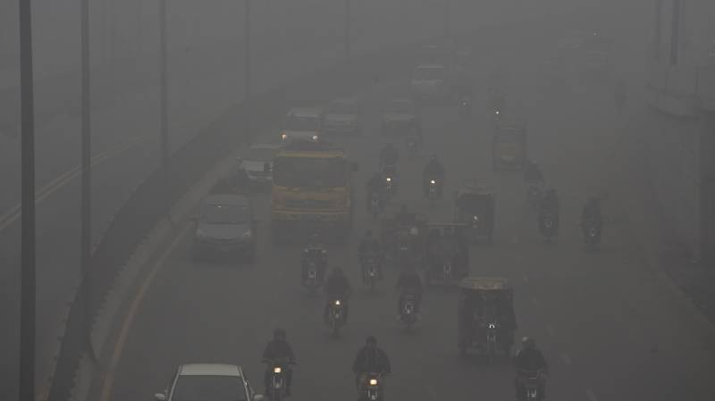 Air pollution caused 160,000 deaths in big cities last year: NGO