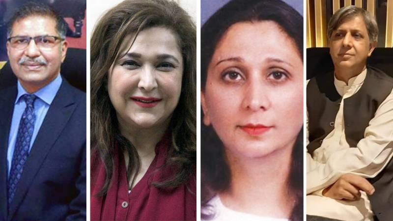 Four elected unopposed in Senate polls from Punjab