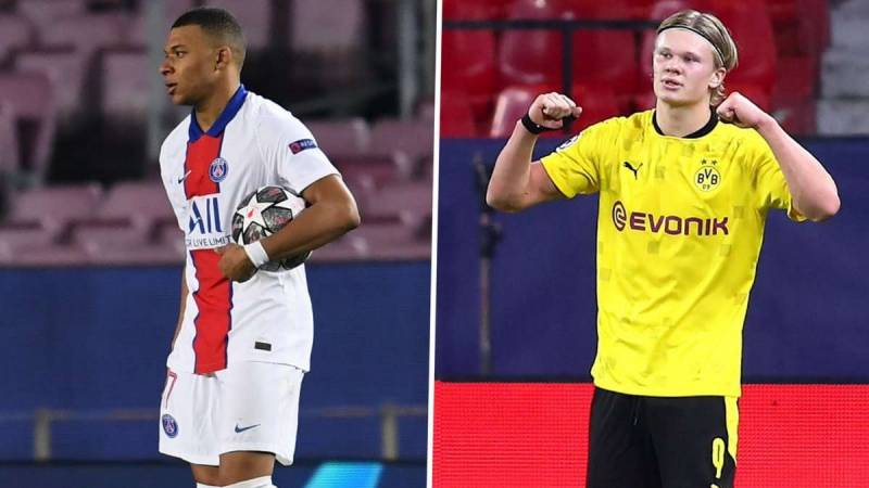 Mbappe and Haaland show that their time is now
