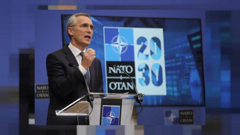 NATO chief says 'no final decision' on Afghanistan withdrawal
