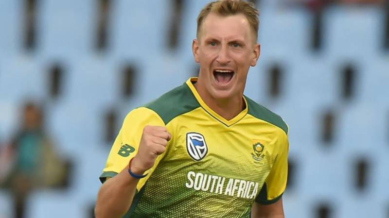 South Africa's Morris smashes IPL auction record with $2.25m fee
