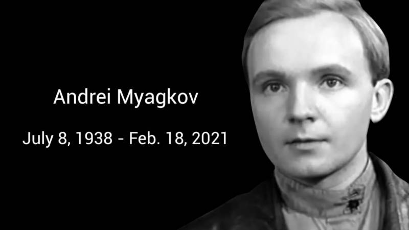 Soviet star and New Year's icon Andrei Myagkov dies at 82