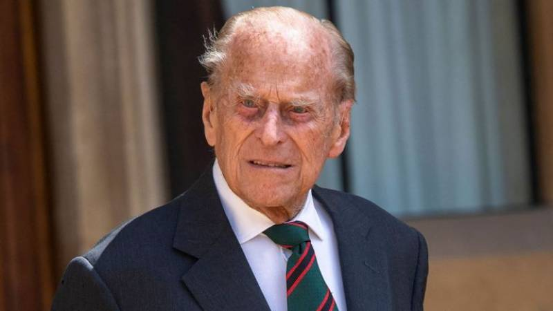 Britain's Prince Philip set to stay in hospital into next week