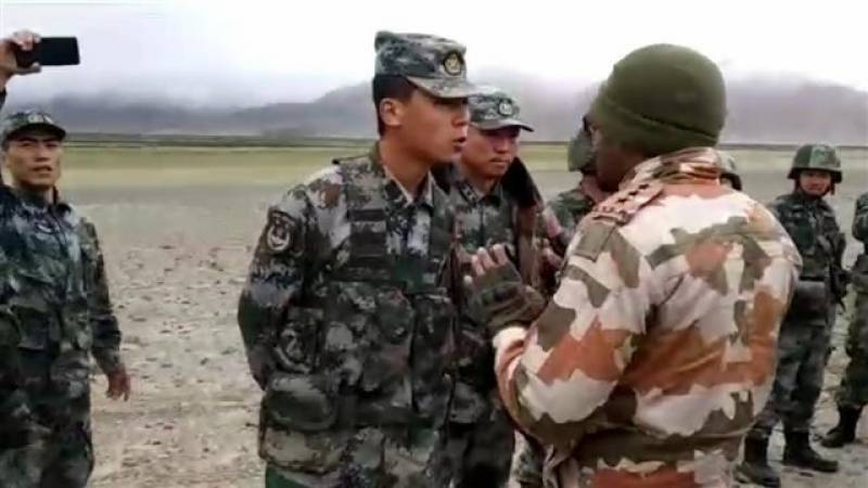 China confirms four died in June clash on India border