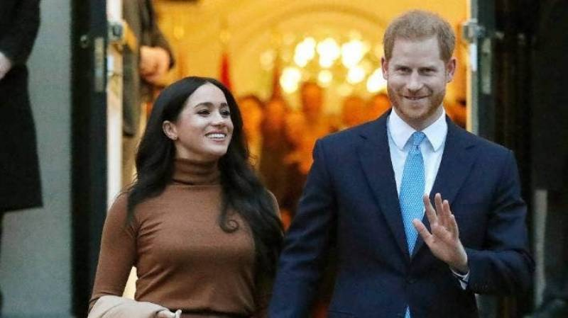 Harry and Meghan permanently quit UK royal life