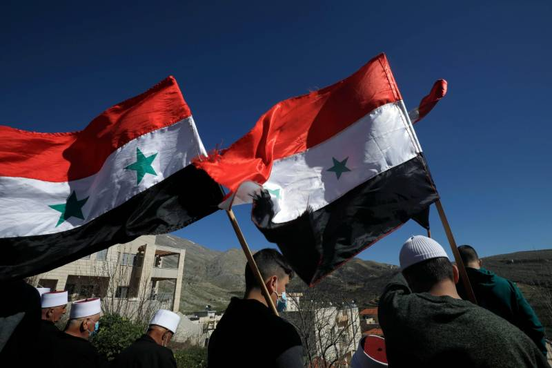 Syria and Israel swap prisoners in Russia-mediated deal