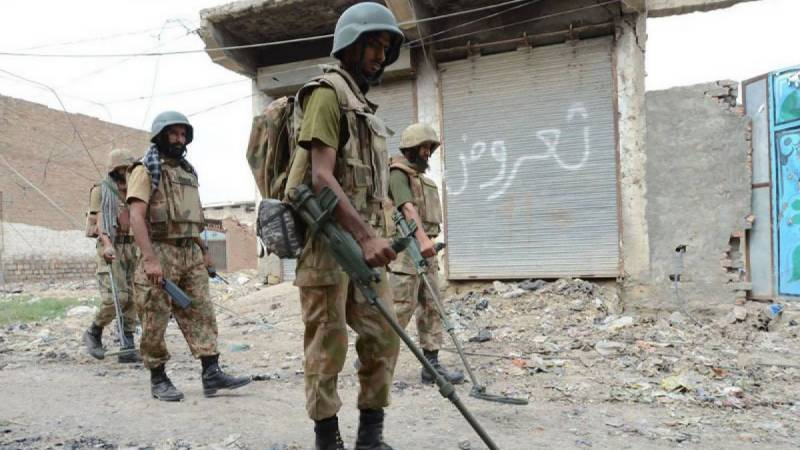 Two terrorists killed in North Waziristan operation, soldier martyred