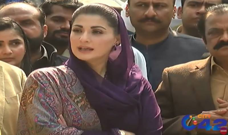 Imran Khan showed people how 2018 vote was stolen, says Maryam