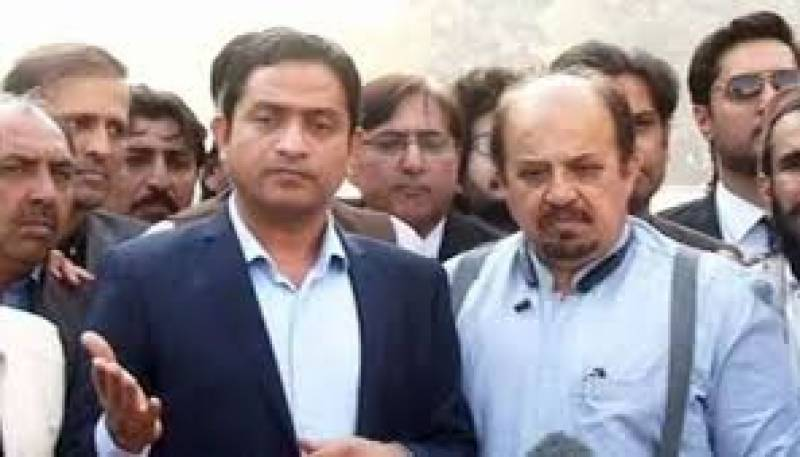 PTI to protest against Sindh govt over detention of party leaders