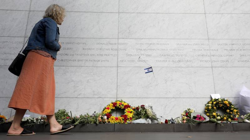 Ardern leads tributes on New Zealand quake anniversary