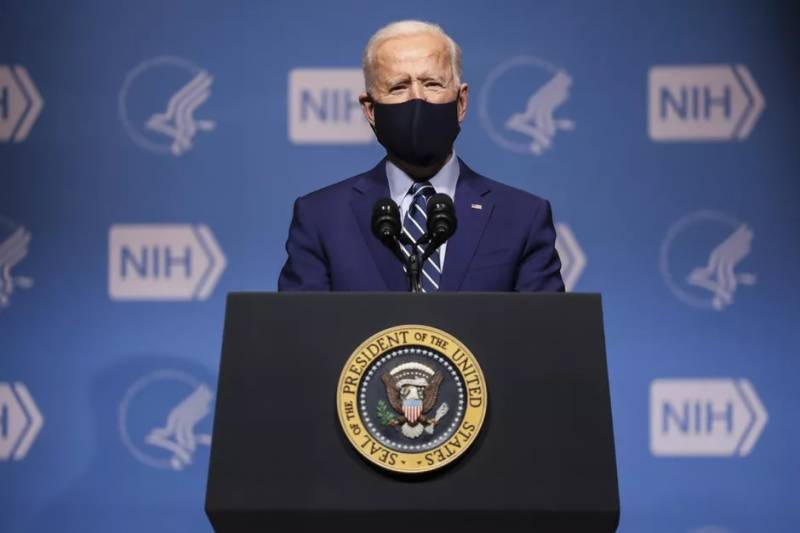 Biden to mark 500,000 US Covid deaths, UK to ease lockdown