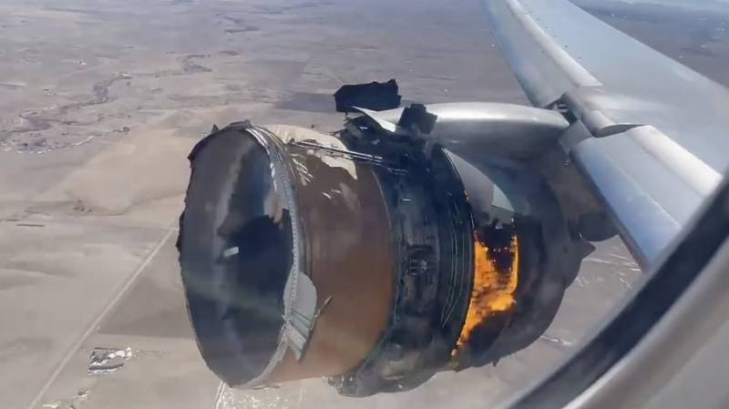 Boeing calls for grounding of some 777s after Denver engine failure