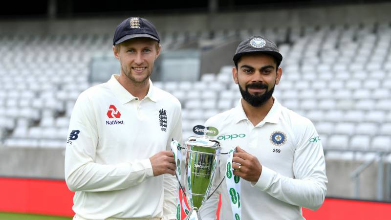 Decisive battle for India and England at world's biggest stadium