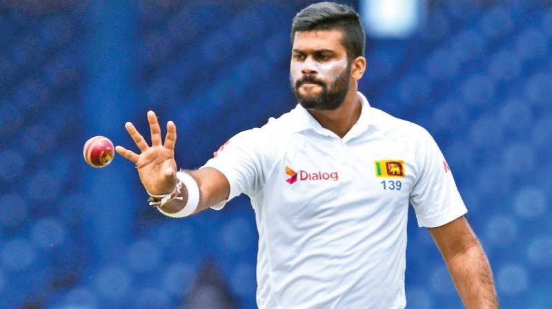 Lahiru Kumara tested COVID-19 positive: dropped from Windies tour