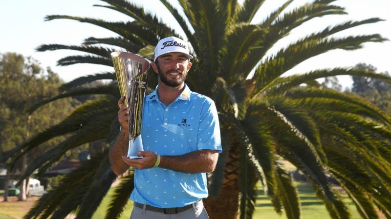 Homa beats Finau in playoff to capture PGA title at Riviera