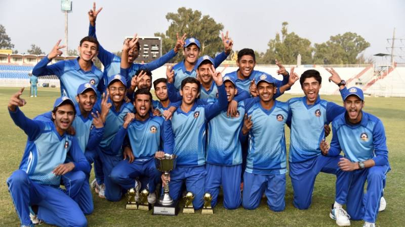 Ubaid, Ibtisam help Central Punjab retain U16 One-Day title