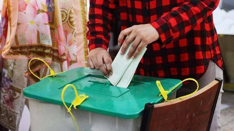 PTI candidate challenges results of PK-63 by-poll in election commission