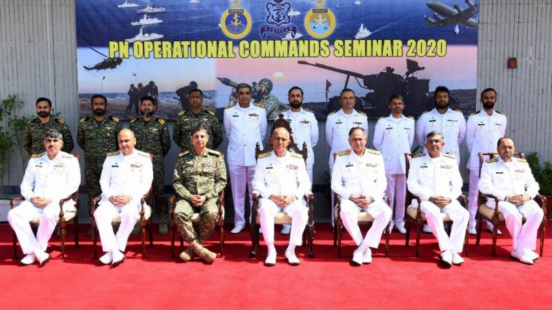 Naval Chief emphasises on maintaining highest level of combat readiness