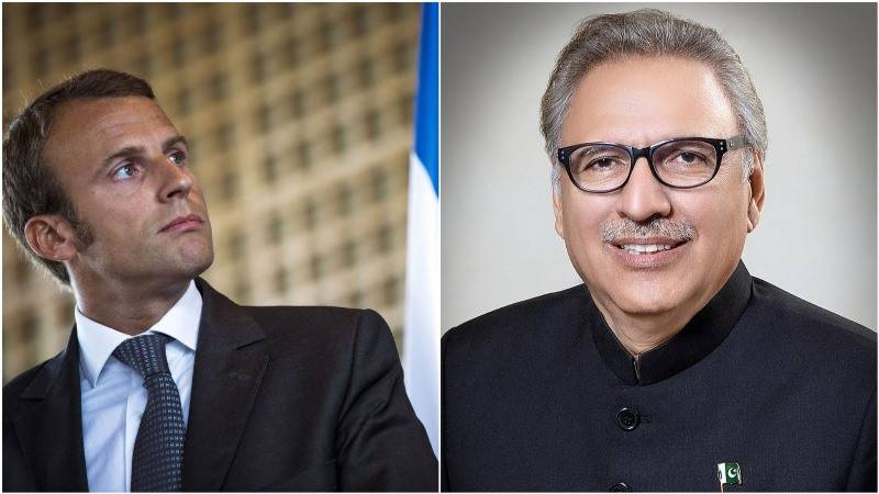 Paris summons Pakistani envoy over Alvi's remarks on French Muslims