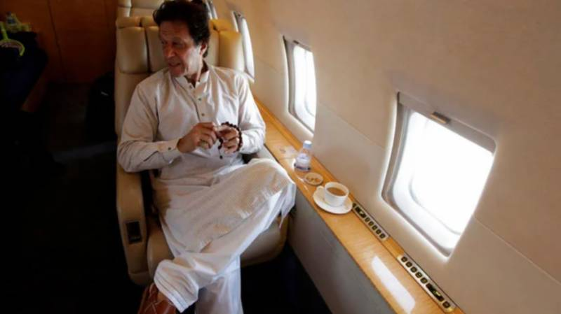 PM Imran's plane to 'use Indian airspace' to reach Sri Lanka