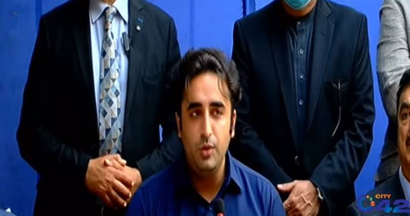 Solution of political battle will be political, says Bilawal