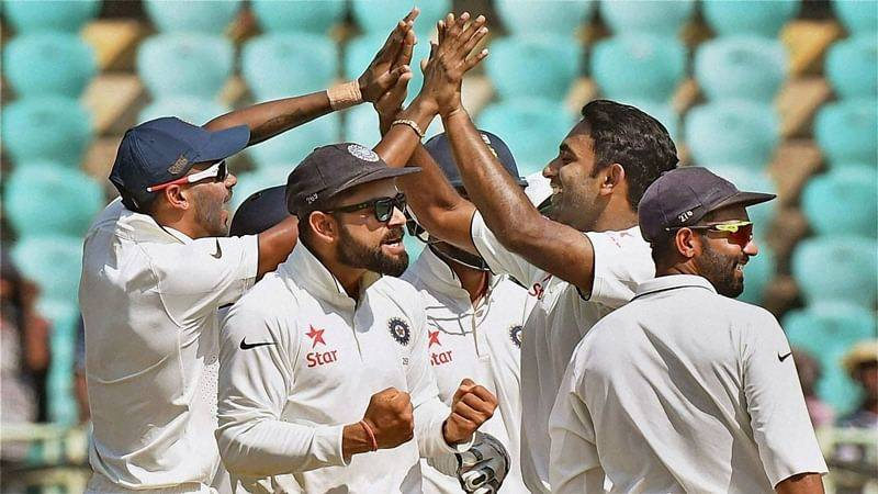India 11-0 in chase of 49 in England day-night Test