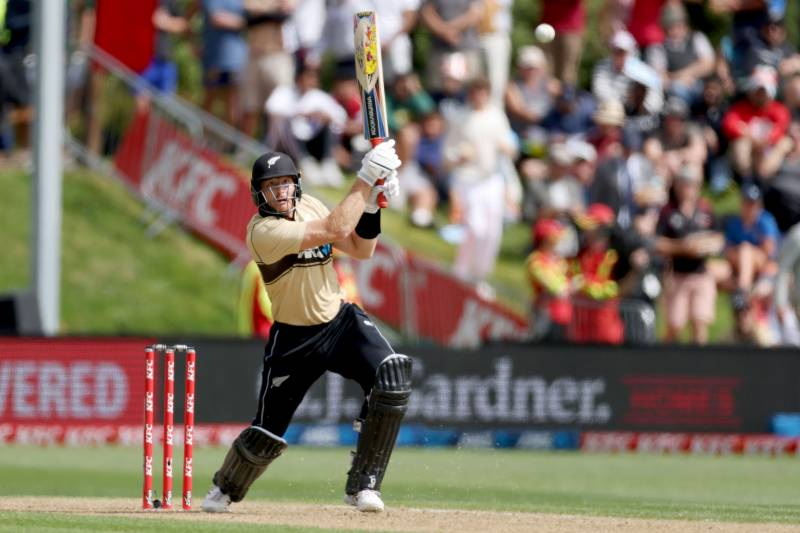 New Zealand edge Australia in T20 run-fest